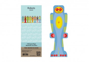 Marque Pages - Robots