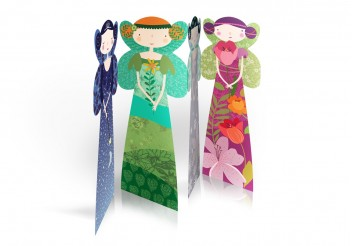 Bookmarks - The Fairies