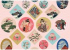 Stickers Collector - Japanese prints