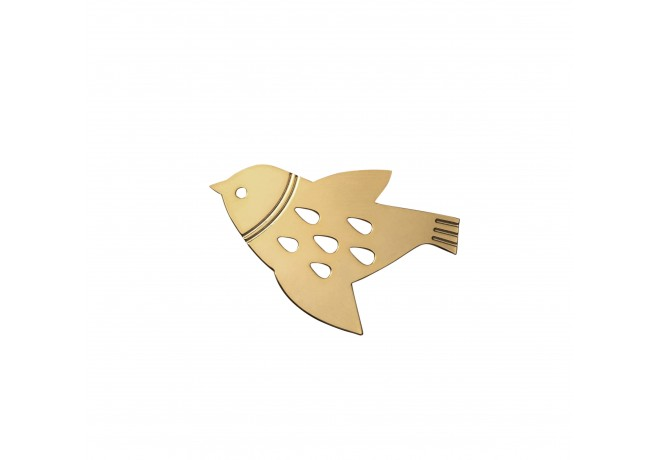 GOLDEN BIRD PIN'S