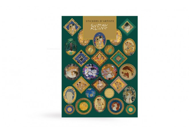 Stickers Klimt