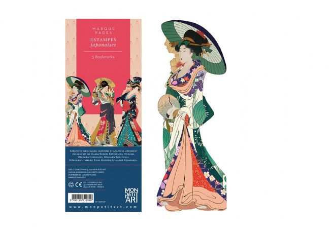 Bookmarks Collector- Japanese Prints