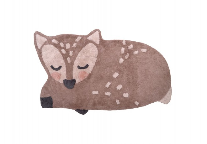 Tapis Little Deer -La biche