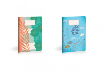 Lot de 2 Carnets A5 Mini Labo