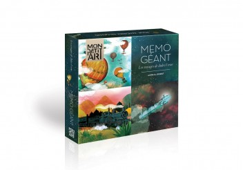 Giant Memo - The travels of  Jules Verne