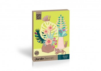 Kit de decoración - Jardín Secreto