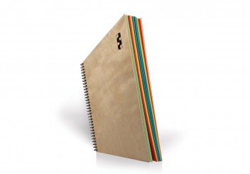 Notebook Trapecio - Color