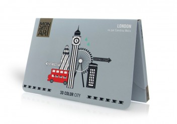 3D Color City - Coloring London
