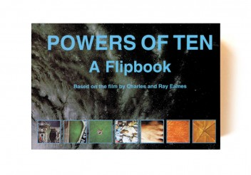 Flip Book Charles & Ray Eames - Powers of ten