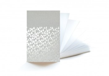 Notebook accordion Diamond - 3 meters for inspiration